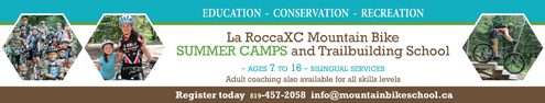 La RoccaXC Mountain Bike School Programs